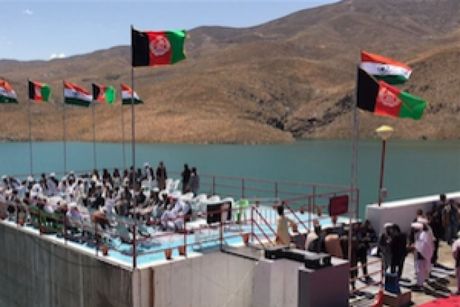 Afghanistan risks water conflict with Iran