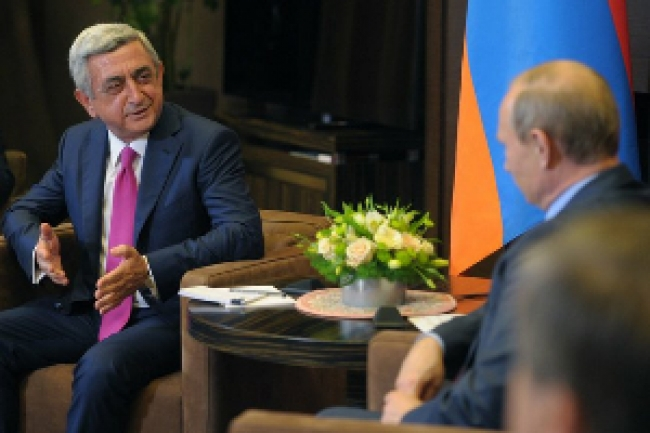 Armenia to be Admitted into Eurasian Union