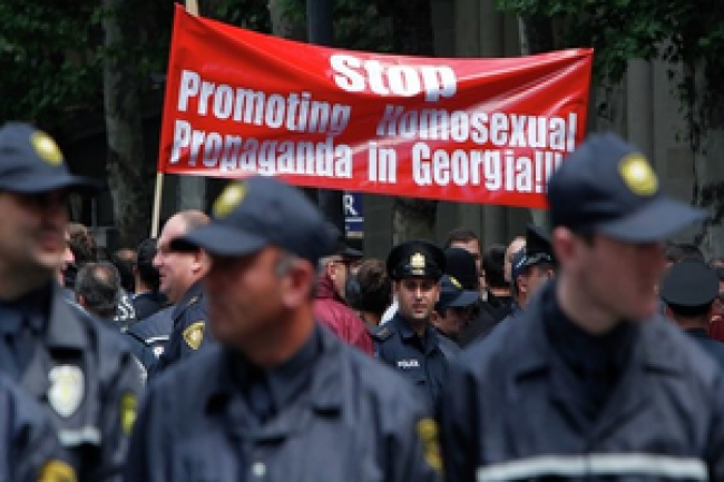 Uncertain Application Of Justice After Georgia's May 17 Demonstrations