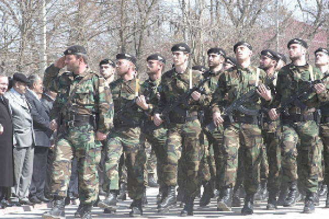 Russian Army Increases Numbers of North Caucasian Conscripts