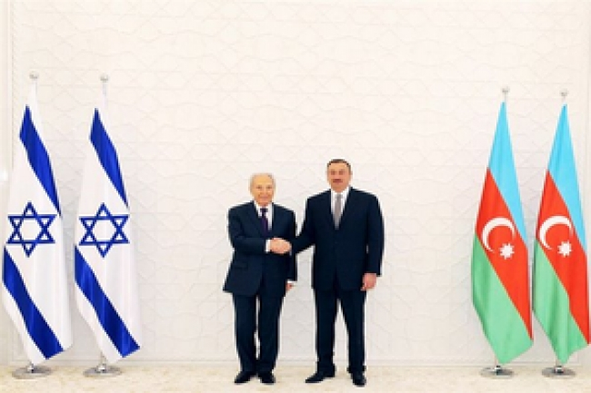 Facing Growing Iranian Threats, Azerbaijan Deepens Ties To Israel