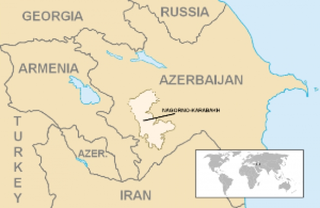 Resurgence of the Nagorno-Karabakh Conflict - A Russian Move on the Ukraine Chessboard