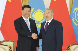 China-Kazakhstan