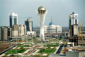 kazakhstan mediation