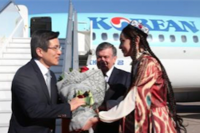 Uzbekistan and South Korea: towards a special relationship