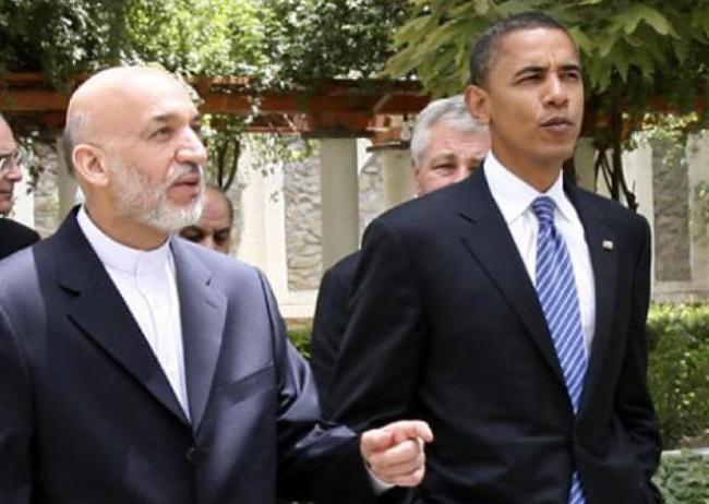 Karzai and Obama: Renewing a Marriage or Managing a Divorce?