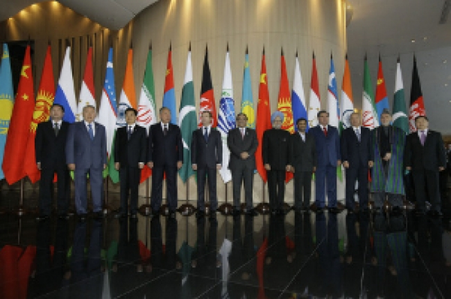 Shanghai Cooperation Organization Set to Expand