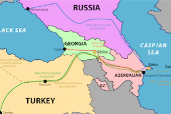 Future prospects for Caspian energy