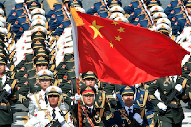 New signs of Chinese military interest in Central Asia