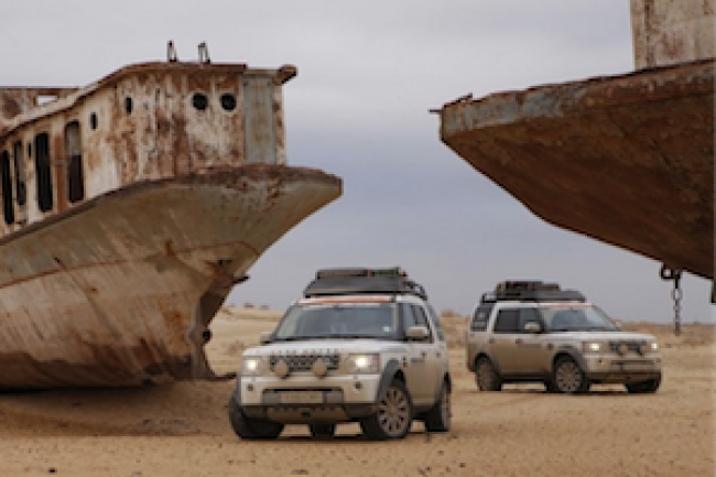 Fixing the Aral Sea disaster: towards environmental cooperation in Central Asia?