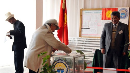 Kyrgyz Election 2021